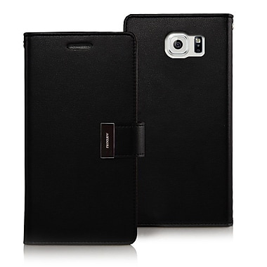 Mercury Rich Diary Cell Phone Case for Galaxy S6