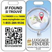 Diva Luggage Finder (L-085)