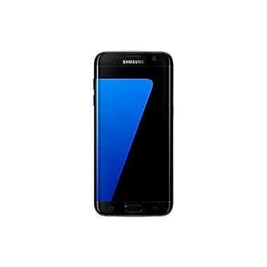 Samsung – Téléphone intelligent à verrouillage SIM Galaxy S7 edge, 32 Go, 5,5 po, noir (SM-G935WZKAXAC)