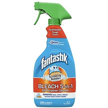 Fantastik® Scrubbing Bubbles® Bleach 5-in-1 All Purpose Cleaner, 32 oz.