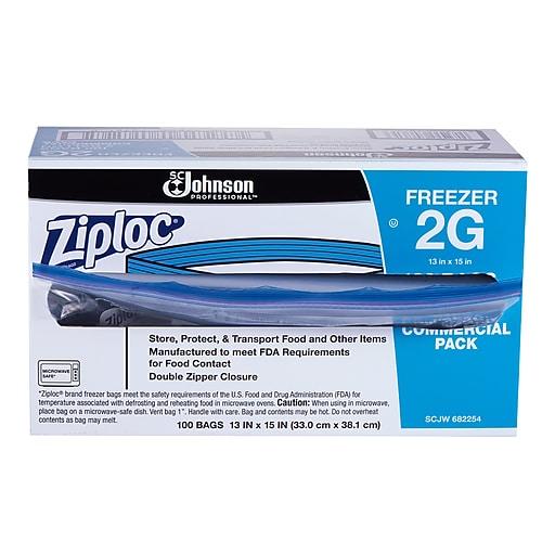 Ziploc freezer bags 2 gallon 100ct staples httpsstaples 3ps7is reheart Image collections