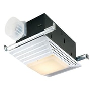Broan 70 CFM Bathroom Fan w/ Heater and Light