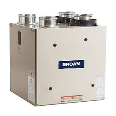 Broan 35 - 70 CFM Bathroom Fan w/ Ventilator