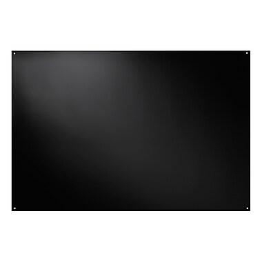 Broan 36'' Backsplash; Bisque/Black