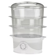 Kalorik 3-Tier 9.5-Qt. Food Steamer