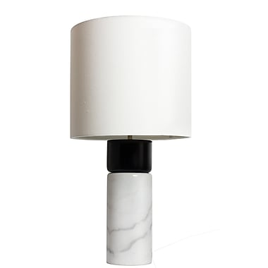 Luxeria Zone Lighting Carrara 23.3'' Table Lamp