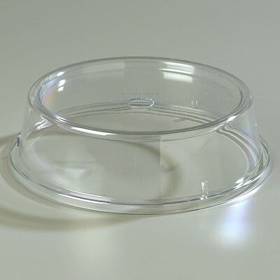 Carlisle Clear Plate Cover