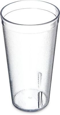 Carlisle Stackable™ SAN Plastic Tumbler, 20 oz, Clear (522007)