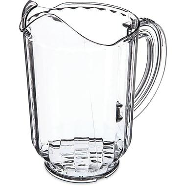 Carlisle Versapour® Pitcher, 60 oz, Clear (554007)