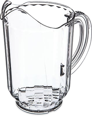 Carlisle Versapour® Pitcher, 60 oz, Clear (554007)