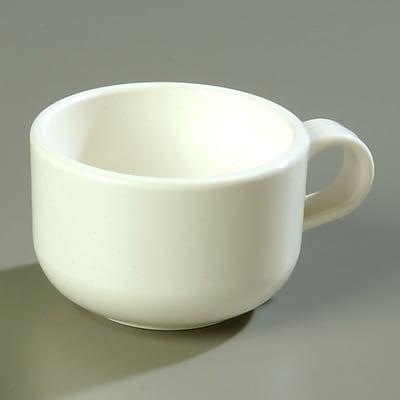 Carlisle Jumbo Soup Mug, 10 oz, 3-15/16