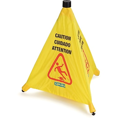 Carlisle Pop-Up Caution Cone, 20