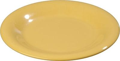 Carlisle Durus® Melamine Pie Plate Wide Rim, 6.5