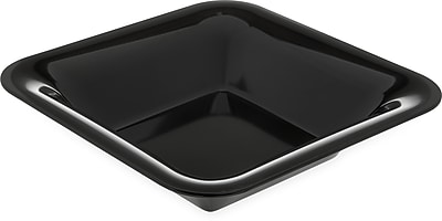 Carlisle Designer Displayware™ Wide Rim Square Bowl, 14