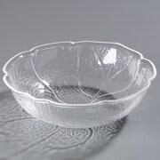 Carlisle  Leaf Bowl, 3 qt, Clear (LB1207)