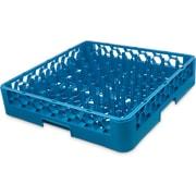 "Carlisle  OptiClean™ All-Purpose Plate and Tray Peg Rack, 3"" Pegs, Carlisle Blue (RP14)"