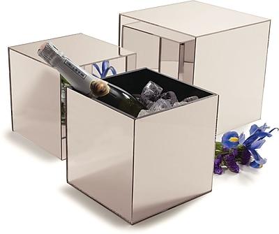 Carlisle MirAcryl™ Mirror Cube, 11-1/32