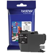 Brother LC3017 Black Ink Cartridge, High Yield (LC3017BKS)