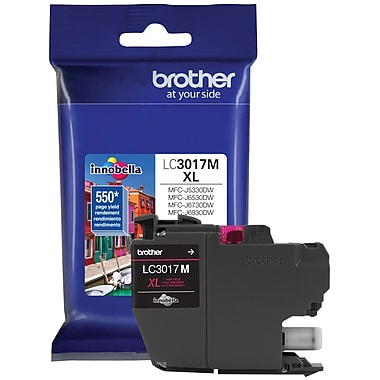 Brother – Cartouche d'encre magenta LC301 (LC3017MS)