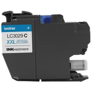 Brother LC3029 Cyan Ink Cartridge, Super High Yield (LC3029CS)