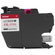 Brother LC3029 Magenta Ink Cartridge, Super High Yield (LC3029MS)