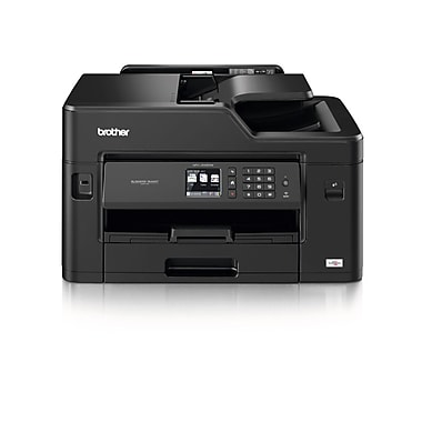 Brother – Imprimante à jet d'encre couleur Business Smart Plus MFC-J5330DW (MFCJ5330DW)