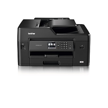 Brother – Imprimante à jet d'encre couleur Business Smart Pro MFC-J6530DW (MFCJ6530DW)