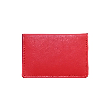 Ashlin - Porte-carte d'indentité double CHATHAM, rouge
