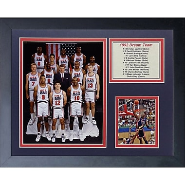 Legends Never Die NBA Memorabilia