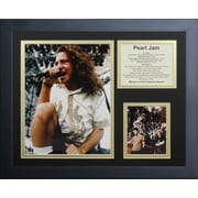 Legends Never Die Pearl Jam Framed Memorabilia
