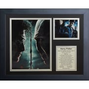 Legends Never Die Harry Potter and the Deathly Hallows Framed Memorabilia