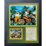 Legends Never Die Green Bay Packers - 1967 Super Bowl II Framed Memorabilia