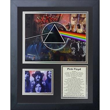 Legends Never Die Pink Floyd Mosaic Framed Memorabilia