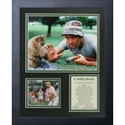 Legends Never Die Caddyshack Framed Memorabilia