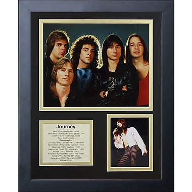Legends Never Die Journey Framed Memorabilia
