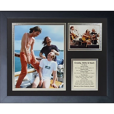 Legends Never Die Cros, Stills Framed Memorabilia