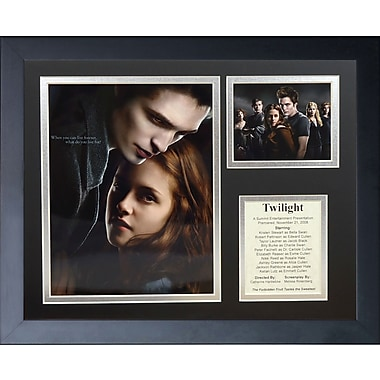 Legends Never Die Twilight Framed Memorabilia