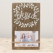Glory Haus Blessed String Picture Frame