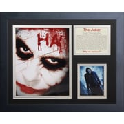 Legends Never Die Batman: The Dark Knight Joker Framed Memorabilia