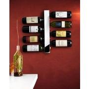 Vynebar Blast 8 Bottle Wall Mounted Wine Rack
