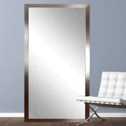 American Value Steel Chic Tall Vanity Wall Mirror