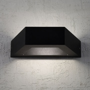 Living District 1-Light LED Outdoor Sconce