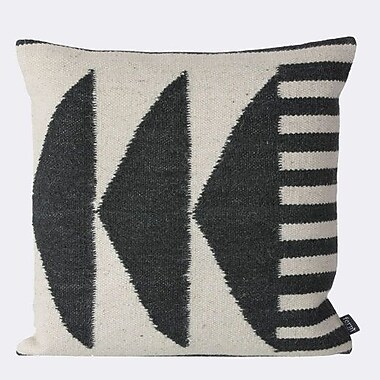 Scantrends Ferm Living Kelim Wool Throw Pillow