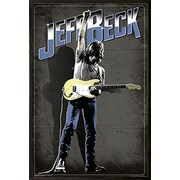 Frame USA 'Jeff Beck' Framed Graphic Art Print on Paper