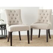 Charlton Home Reynesford Velvet Side Chair (Set of 2)
