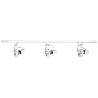 Luminance PAR30, Track Lighting, Satin Nickel Finish, (F2958-80)
