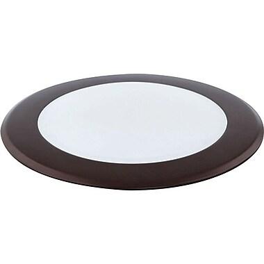 Luminance LED Disk Recessed Lighting, Bronze Finish, (F9908-44)