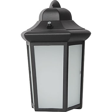 Luminance LED Integrated, Wall Lantern, Black, (F9937-31)