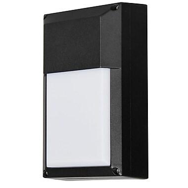 Luminance LED Integrated, Wall Mount Fixture, Black, (F9920-31)