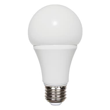 Luminance 9W White, LED A19 Light Bulbs, 6/Pack, (L7510-1/RP6)